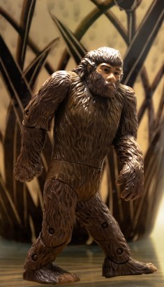 I spot a Bigfoot!